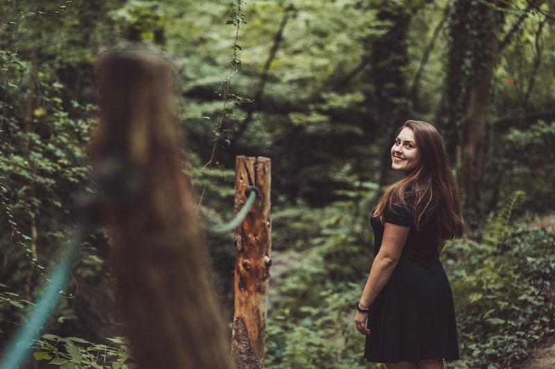 Wurzelchakra reinigen öffnen Waldbaden