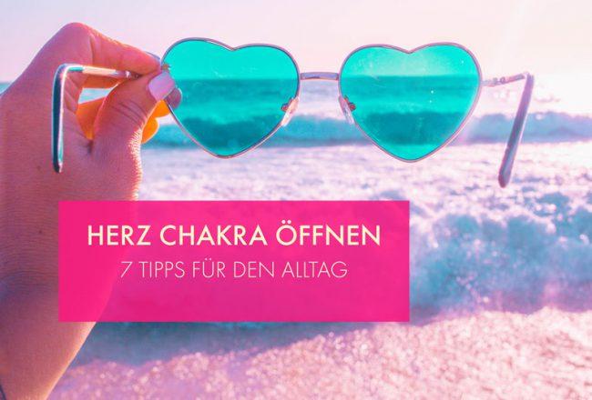 Tipps Öffnen Herz Chakra