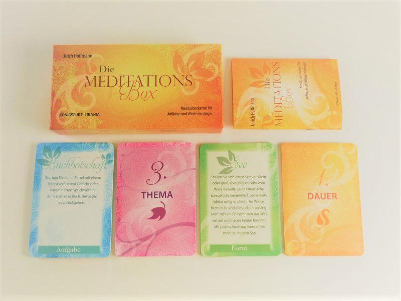 Die Meditations Box Königsfurt-Urania Verlag